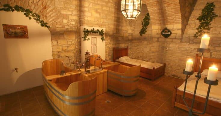 Prague Beer Bath (With Unlimited Beer)