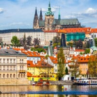 Full-Day Prague Tour and River Boat Cruise