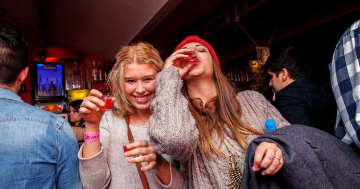 Party on a Pub Crawl