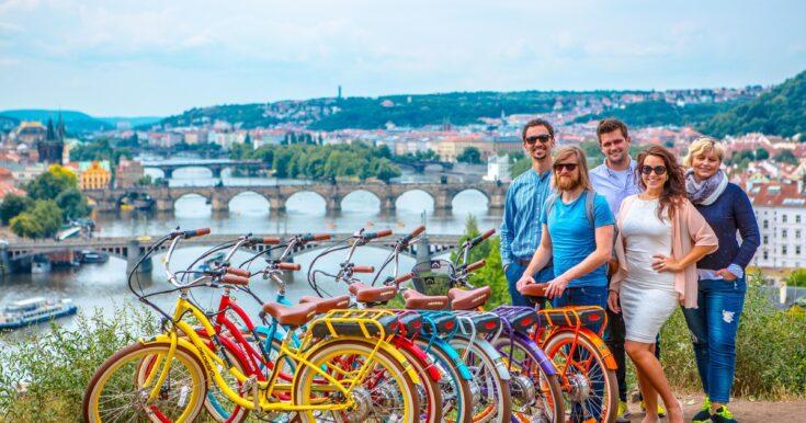 Take an Electric Bike Tour