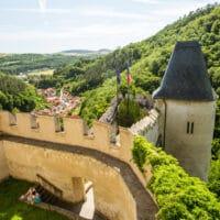 Karlstejn Castle & Countryside Bike Tour From Prague