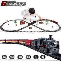 Build a Train Set