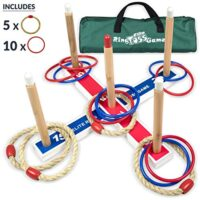 Play Olympic Ring Toss