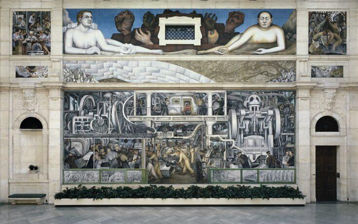 Detroit Institute of Arts, Detroit