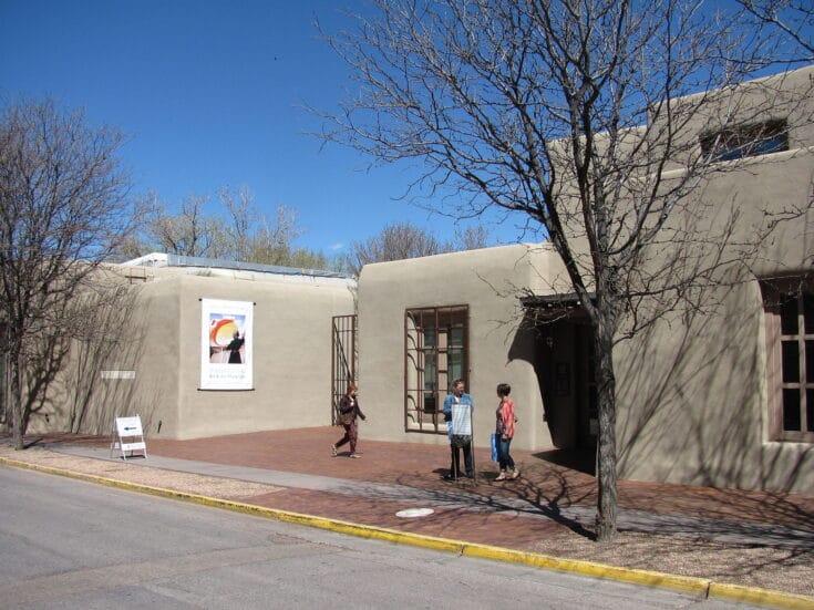 Georgia O'Keeffe Museum, Santa Fe, New Mexico