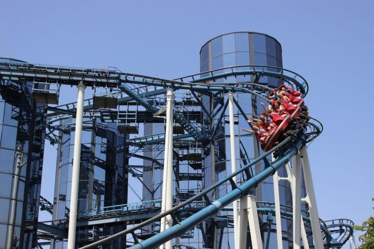 Virtual Theme Park Rides