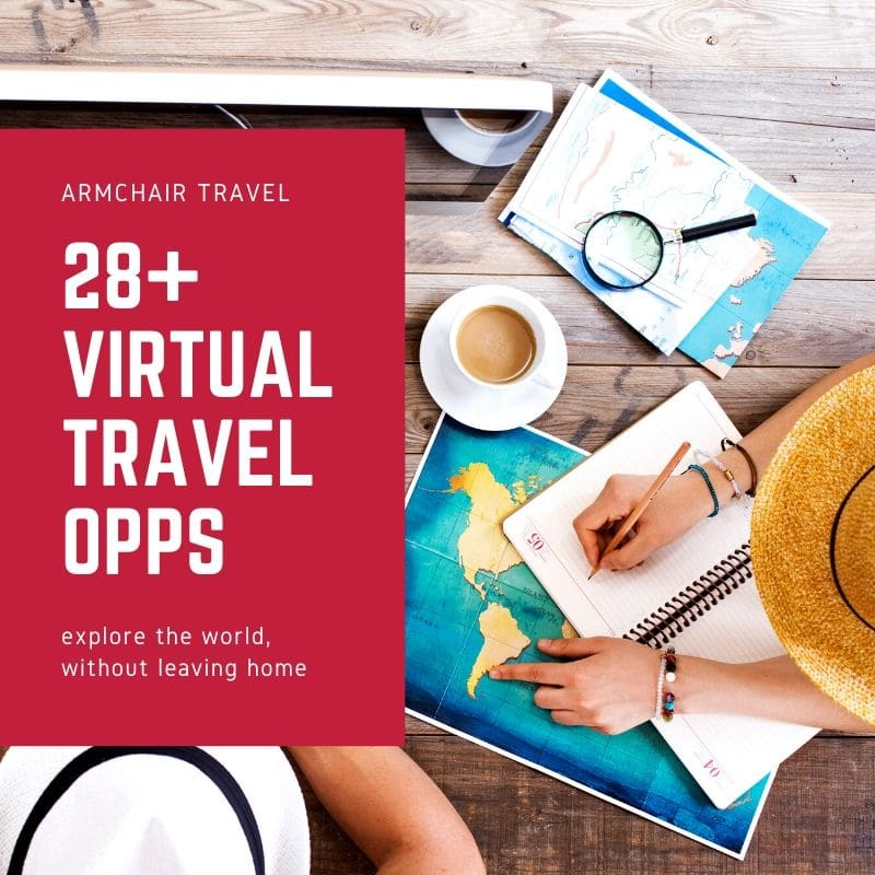 virtual travel