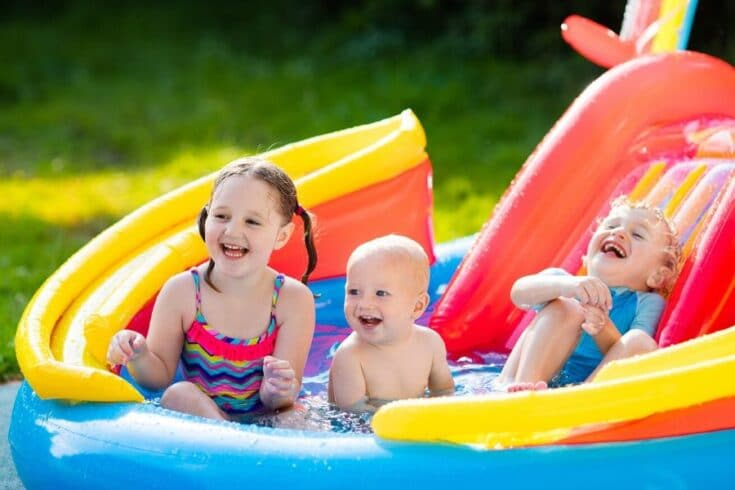 Bring the Water Park to your Backyard