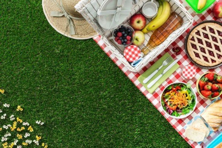 Have a Backyard Picnic