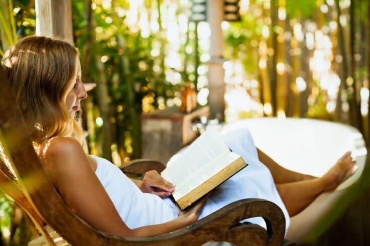 Have a Reading Marathon
