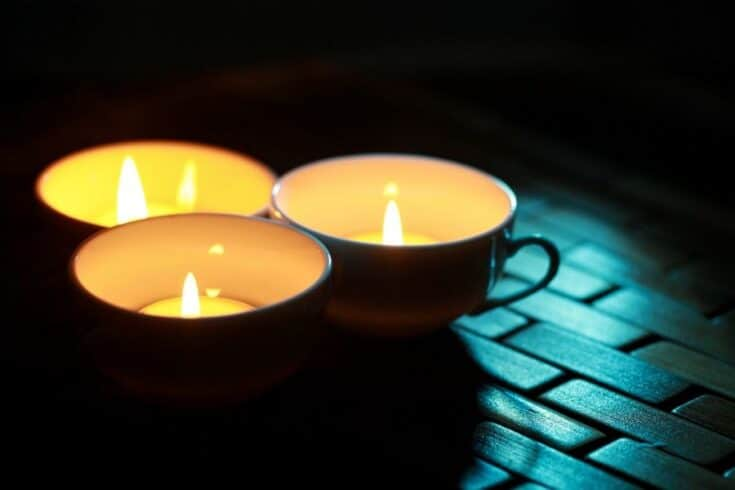 Relax by Candlelight