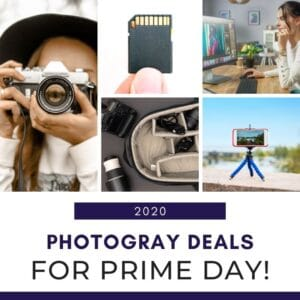 prime day deals on photography