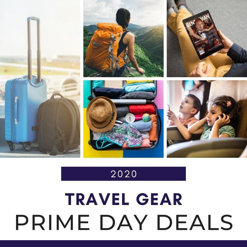 prime day travel deals