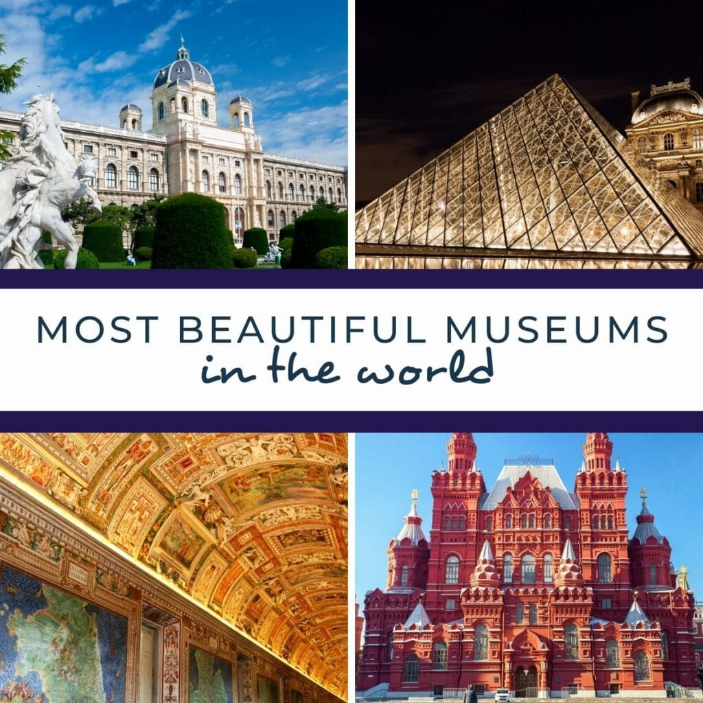 most beautiful museums in the world