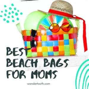 best beach bags for moms