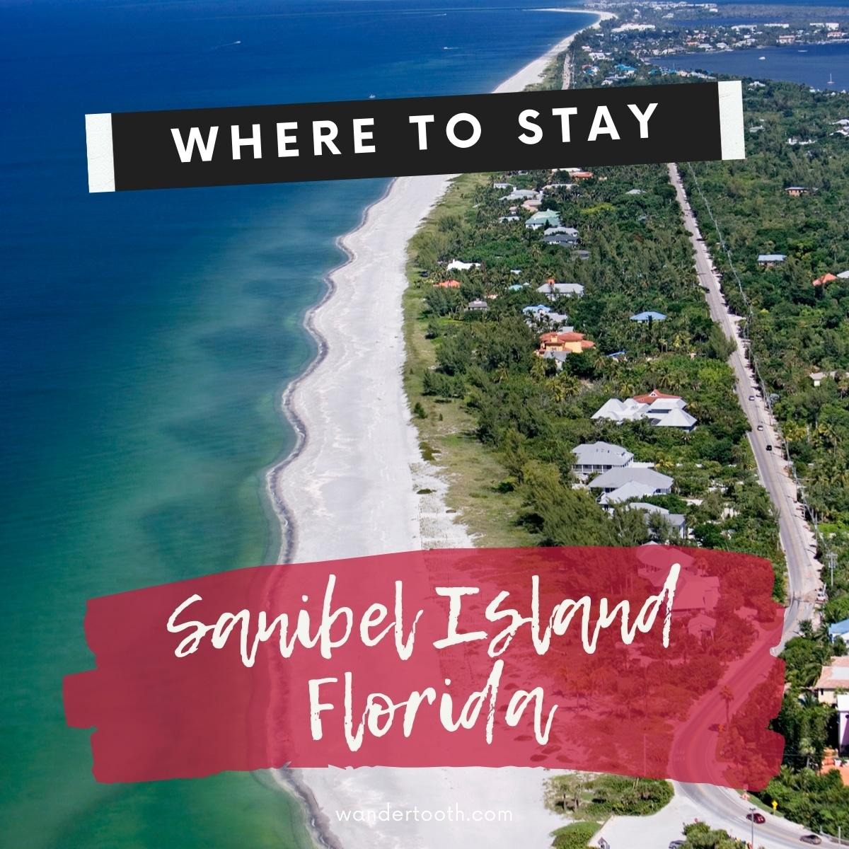 best hotels in Sanibel Island