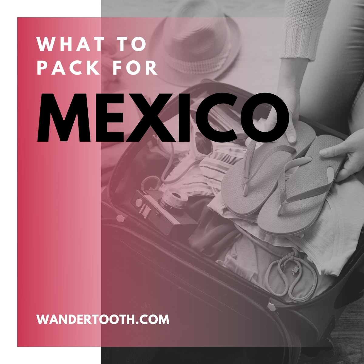 mexico packing list