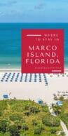best hotels in Marco Island