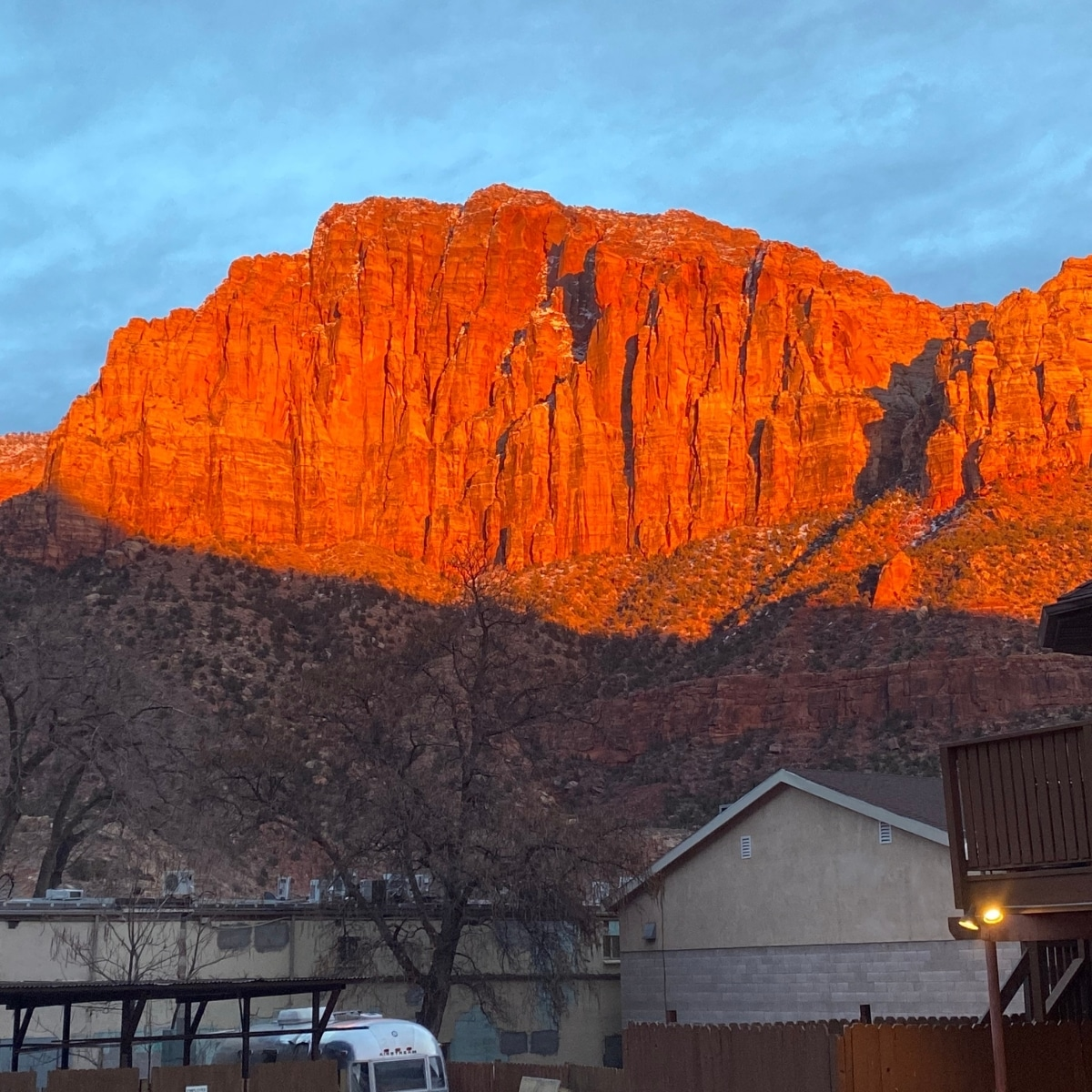 best places to eat in Zion